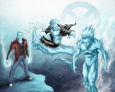 Iceman's Trapped in the Closet?