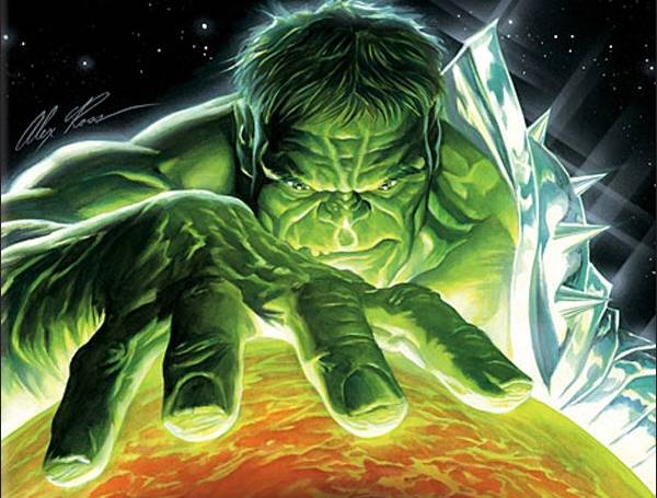 The Hulk: Deconstructing A Green Machine